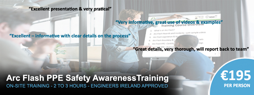 Arc Flash PPE Safety Awareness Training