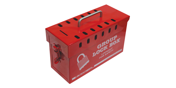 Group Lockout Boxes