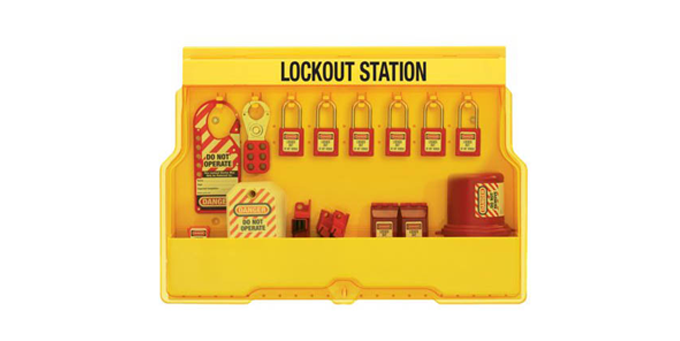 Lockout Tagout Amp Lockout Safety Equipment In Ireland